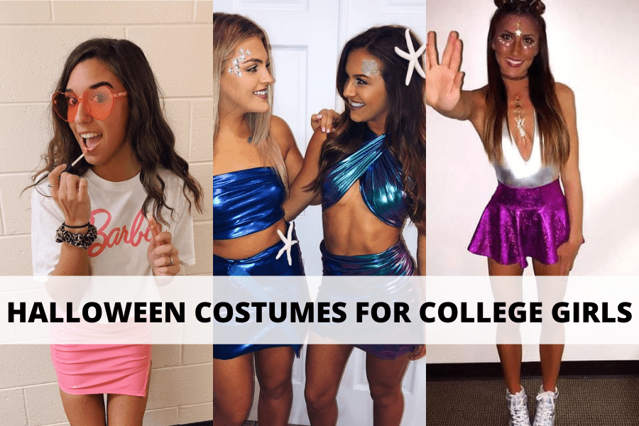halloween costumes for college girls