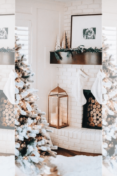 neutral Christmas decorations